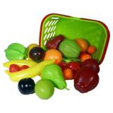 Jucarie cos cu fructe din plastic