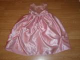 Costum carnaval serbare rochie gala pentru copii de 2-3 ani, Din imagine