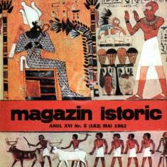 Magazin istoric, anul XVI, nr. 5/mai 1982