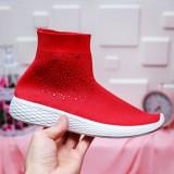 Pantofi sport Nikiosa rosii -rl