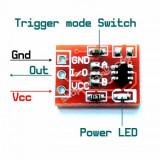 Buton Capacitiv Cu Actionare Prin Atingere / Touch Button