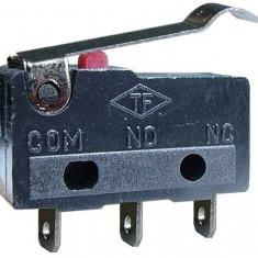 Limitator cu lamela, 20x20x6mm - 125220