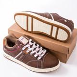 Pantofi casual barbati maro Samini