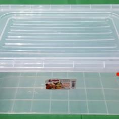 Cutie pentru alimente 16 l, transparenta