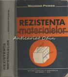 Rezistenta Materialelor - Nicolae Posea
