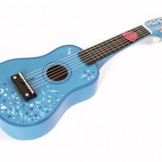 Chitara pentru copii din lemn