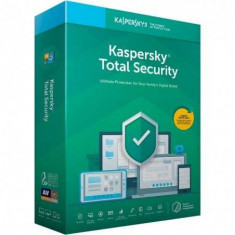 Kaspersky Total Security, 1 an, licenta electronica