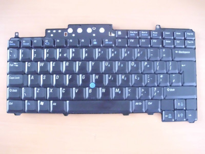 Tastatura laptop second hand DELL Latitude D620 UK foto