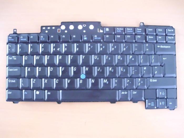 Tastatura laptop second hand DELL Latitude D620 UK