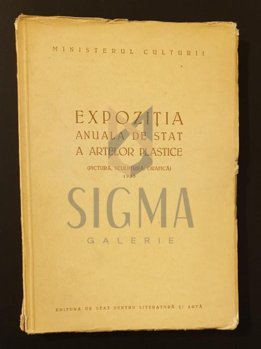 Expozitia anuala de stat a artelor plastice - Ministerul Culturii
