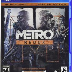 Joc PS4 Metro Redux - 2033 + Last Light - A
