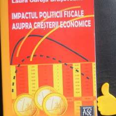 Impactul politicii fiscale asupra cresterii economice Laura Obreja Brsoveanu
