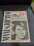 REVISTA MANUSCRIPTUM NR.3/1984