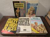 Pachet 5 romane de aventură / polițiste în limba engleză
