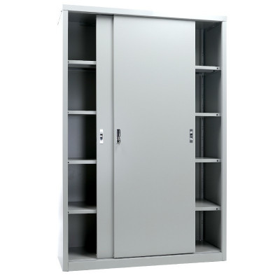 Dulap metalic Kronberg IVT Office4SD/2 usi sina cheie 1830x915x458 mm foto