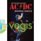 Cele doua fete ale gloriei, AC DC biografia completa - Paul Stenning