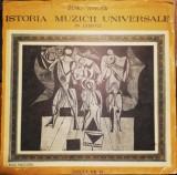 Vinil Vinyl Electrecord  EXE 01087 ZENO VANCEA ISTORIA MUZICII UNIVERSALE 14