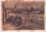 CARTE POSTALA*ROMANIA*CLUJ*PIATA LIBERTATII