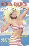 Caseta Mega Dance Summer Hits '97, originala