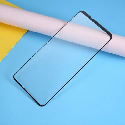 Folie Sticla Huawei P Smart Z Protectie Display Acoperire Completa foto