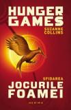 Jocurile foamei: Sfidarea (ebook Trilogia Jocurile foamei partea a II-a)