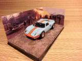 Macheta Ford GT 40 (1968) 1:43 IXO