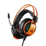 Casti gaming Canyon CND-SGHS5 Black / Orange