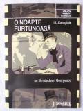 """DVD DE COLECTIE: """"O NOAPTE FURTUNOASA"""", I.L. Caragiale. Film de Jean Georgescu, Romana"""