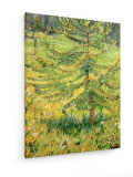 Cumpara ieftin Tablou pe panza (canvas) - Franz Marc - Young larch in a meadow