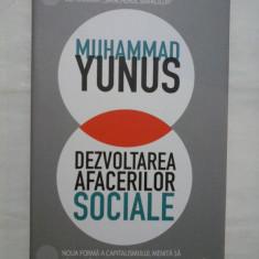 Dezvoltarea afacerilor sociale - Muhammad Yumus