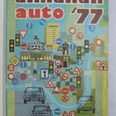 ALMANAH AUTO '77