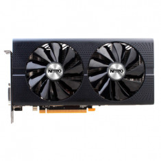 Placa video SAPPHIRE Radeon RX 470 NITRO+ OC, 4GB GDDR5, 256-bit