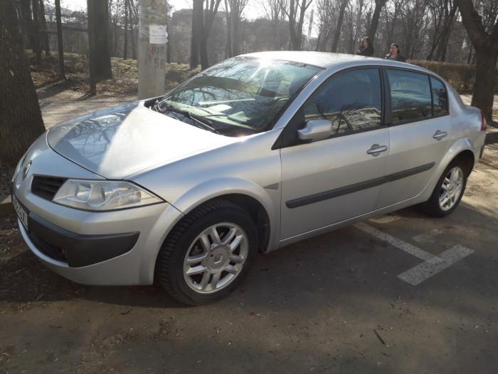 Renault Megane 2.2 Automat