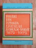 PAGINI DIN ISTORIA LICEULUI ROMAN-VODA 1872-1972