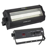 Cumpara ieftin Stroboscop Strobe, 60 W, 132 x LED, SMD DMX, 7 efecte, 2 canale