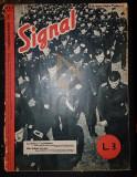 """REVISTA DE PROPAGANDA HITLERISTA """"SIGNAL"""", NUMARUL 9 DIN MAI 1943 - SIGNAL, REVISTA DE PROPAGANDA HITLERISTA, NUMARUL 9 DIN MAI 1943"""