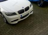 Prelungire splittere tuning sport bara fata BMW E90 E91 LCI 2009-2012 v4, 3 (E90) - [2005 - 2013]