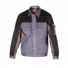 Jacheta protectie Profesional, gri-negru, marimea 50