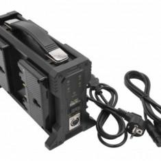 Încărcător în 4 direcții pentru baterii reîncărcabile Li-Ion de aur Sony rl-4ka