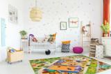 Covor copii tineret Zootopia Kids multicolor 100x150, Decorino Kids