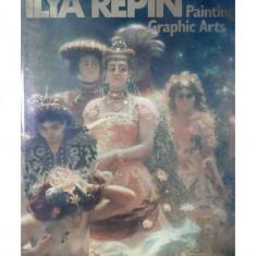 Ilya Repin - painting graphic arts