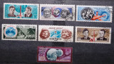 RUSIA (URSS) 1973-1977 - COSMOS, TIMBRE STAMPILATE, MT17