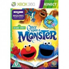 Sesame Street Once Upon a Monster XB360