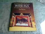CUT AND ASSEMBLE A TOY THEATRE, PETER PAN - TOM TIERNEY (TAIE SI ASAMBLEAZA SCENE DIN TEATRUL PETER PAN)