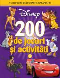200 de jocuri și activități. Vol. 3, Disney
