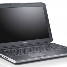 Laptop Dell Latitude E5530, Intel Core i5 Gen 3 3210M 2.5 GHz, 4 GB DDR3, 500 GB HDD SATA, DVDRW, WI-FI, WebCam, Display 15.6inch 1366 by 768, Mufa
