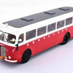 Macheta autobuz Bus Skoda 706 RO - 1947 scara 1:43