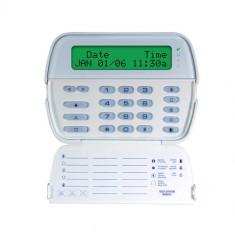 Tastatura LCD cu caractere alfanumerice + modul receptor radio - DSC SafetyGuard Surveillance