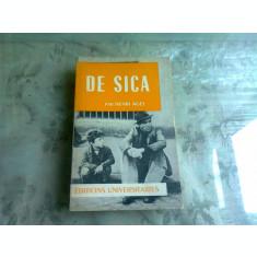 DE SICA , HENRI AGEL
