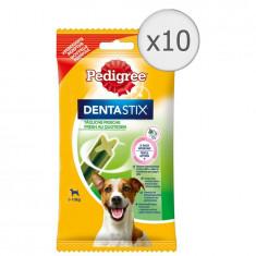 Cumpara ieftin Recompense pentru caini Pedigree DentaStix Fresh, 10 x 270g